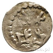 Denar - Władysław II Jagiełło (Poznań mint) – reverse