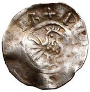 Denar Princes Polonie - Bolesław Chrobry (unknown mint) – obverse