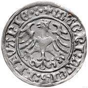 Półgrosz litewski - Zygmunt I Stary (Wilno mint) – reverse