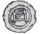 Brakteat guziczkowy - unknown Prince (Płock mint) – obverse