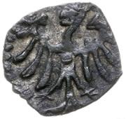 Denar - Władysław III Warneńczyk (Kraków mint) – reverse