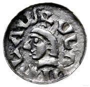 Denar - Władysław I Herman (Kraków mint) – obverse