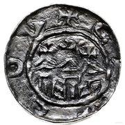 Denar - Władysław I Herman (Kraków mint) – reverse