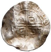 Denar Princes Polonie - Bolesław Chrobry (unknown mint) – reverse