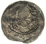 Denar - bishop krakowski Iwo Odrowąż (Kraków mint) – reverse