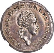 Dwuzłotówka koronna - Stanisław August Poniatowski (Warszawa mint) – obverse