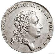 Półtalar koronny - Stanisław August Poniatowski (Warszawa mint) – obverse