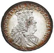 Szóstak koronny  - August III (Lipsk mint) -  obverse