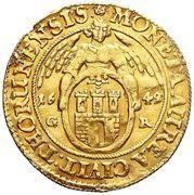 Dukat - Jan II Kazimierz Waza (Toruń mint) -  reverse