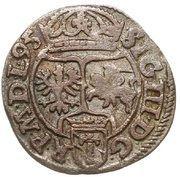 Szeląg koronny - Zygmunt III Waza (Poznań mint) – obverse