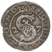 Ternar / Trzeciak poznański - Zygmunt III Waza (Poznań mint) – obverse