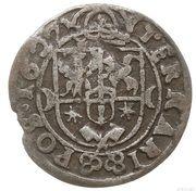 Ternar / Trzeciak poznański - Zygmunt III Waza (Poznań mint) – reverse