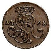 Grosz koronny - Stanisław August Poniatowski (Kraków or Warszawa mint) – obverse