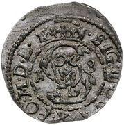 Szeląg litewski - Zygmunt III Waza (Wilno mint) – obverse