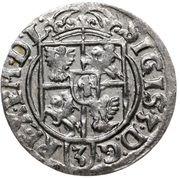 Półtorak / 3 Polker - Zygmunt III Waza (Bydgoszcz mint) -  obverse