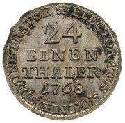 1/24 Talara - Ksawery as Polish Prince (Drezno mint) – reverse