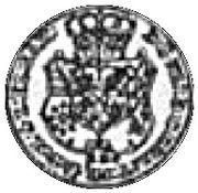 1/24 Talara - Fryderyk Christian as Polish Prince (Drezno / Lipsk mint) – obverse