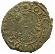 Denar - Jan II Kazimierz (Poznań mint) – obverse