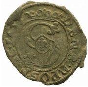 Denar - Jan II Kazimierz (Poznań mint) – reverse