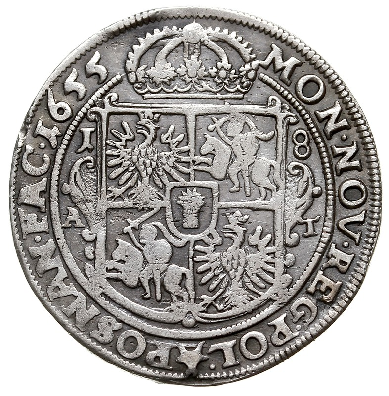 Regulation 1668: Jan II Kazimierz Waza (Poznań