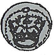 Denar koronny - Stefan Batory (Olkusz mint) – reverse