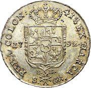 Dwuzłotówka koronna - Stanisław August Poniatowski (Warszawa mint) – reverse