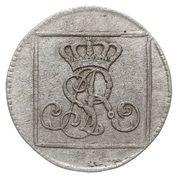 Grosz srebrny koronny - Stanisław August Poniatowski (Warszawa mint) -  obverse