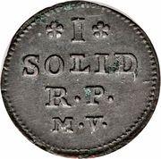 Szeląg koronny - Stanisław August Poniatowski (Warszawa mint) – reverse