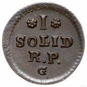 Szeląg koronny - Stanisław August Poniatowski (Kraków mint) – reverse