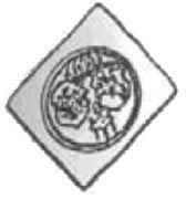 Denar łobżenicki - Zygmunt III Waza (Łobżenica mint) – reverse