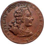 Trojak koronny - Stanisław August Poniatowski (Kraków mint) – obverse
