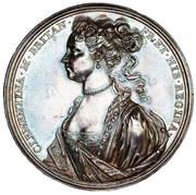 Medal - Maria Klementyna Sobieska (Rzym mint) – obverse