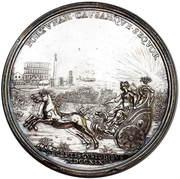 Medal - Maria Klementyna Sobieska (Rzym mint) – reverse