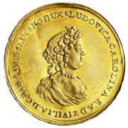 Medal - Ludwika Karolina Radziwiłł – obverse
