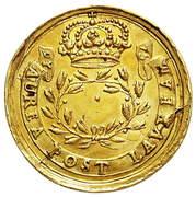 Medal - Jan III Sobieski – reverse