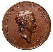 Medal nagrodowy - Stanisław August Poniatowski (Warszawa mint) – obverse