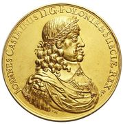 Medal  - Jan II Kazimierz Waza (Toruń mint) – obverse