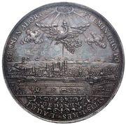 Medal - Jan II Kazimierz Waza (Treaty of Oliva) – obverse