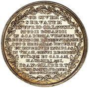 Medal - Stanisław August Poniatowski – reverse