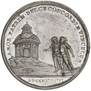 Medal - Stanisław August Poniatowski – obverse