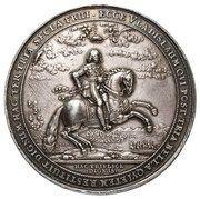 Medal Chwały Królewskiej - Władysław IV Waza (Gdańsk mint) – obverse