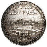 Medal Chwały Królewskiej - Władysław IV Waza (Gdańsk mint) – reverse