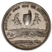 Medal - Jan III Sobieski (Gdańsk mint) – reverse