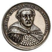 Medal - Michał Radziwiłł (Gdańsk mint) – obverse
