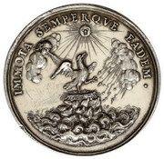 Medal - Michał Radziwiłł (Gdańsk mint) – reverse