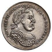 Żeton koronacyjny - Jan III Sobieski – obverse