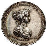Medal - Ludwika Radziwiłł – obverse