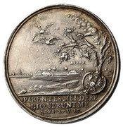 Medal - Ludwika Radziwiłł – reverse