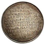 Medal - Jan III Sobieski (Wrocław mint) – reverse