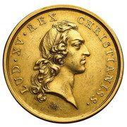 Medal zaślubinowy - Maria Józefa – obverse